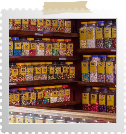 Traditional Sweets Shop at Waltham Windmill