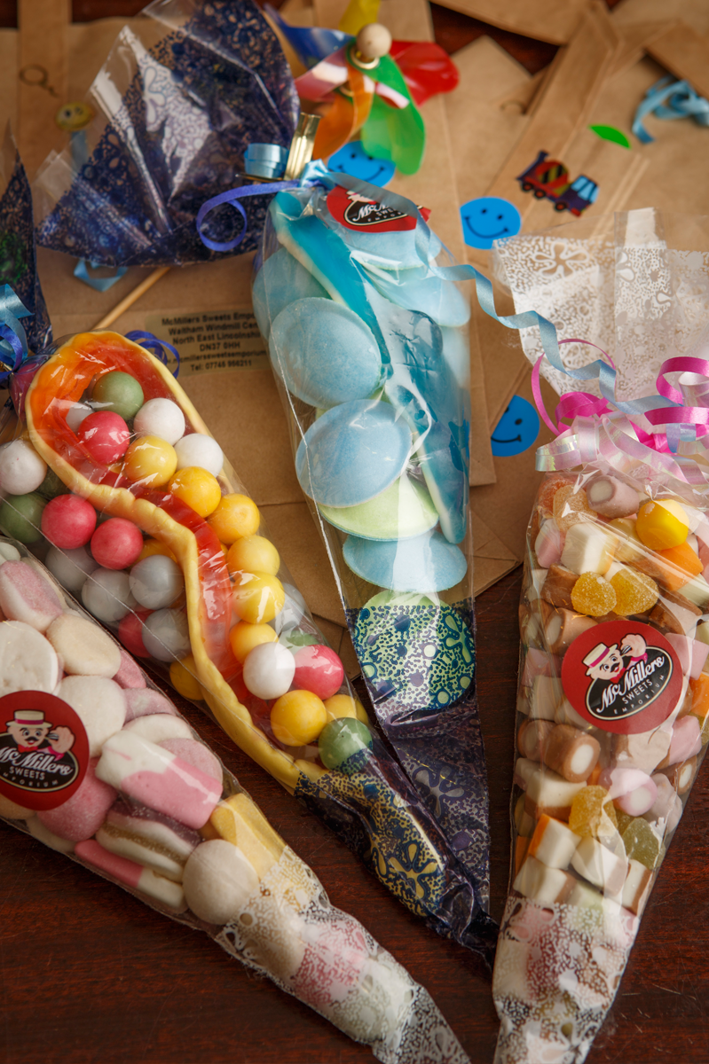 McMillers Sweets Emporium - Our Sweets Range